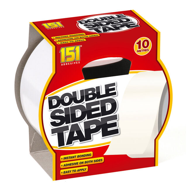 151 Double Sided Tape 10M