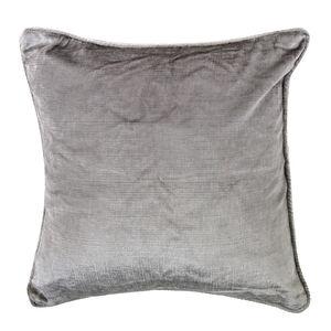Embossed Cushion 45x45cm - Stone