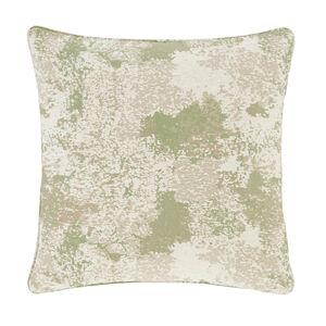 Marble Green Cushion 58cm x 58cm