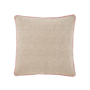 Sweeney Cushion 45x45cm - Biscuit