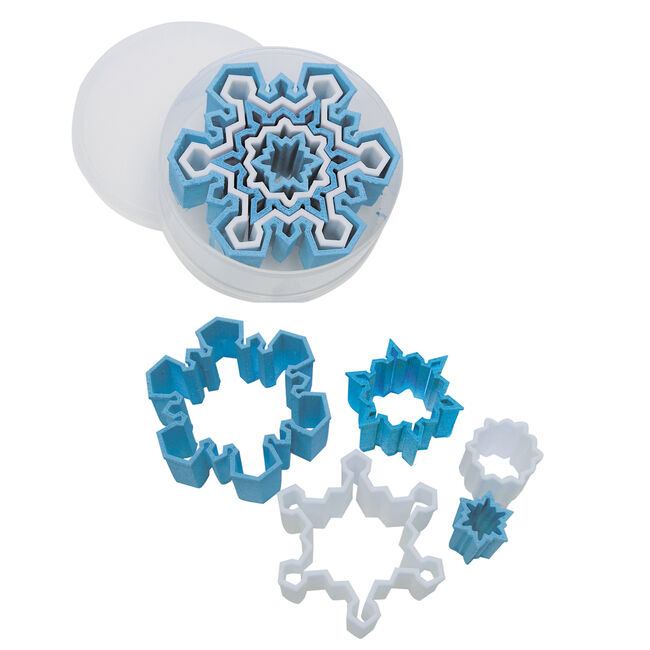 Snowflakes Cutter Set