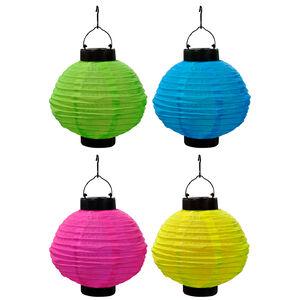 Solar Chinese Lantern Light