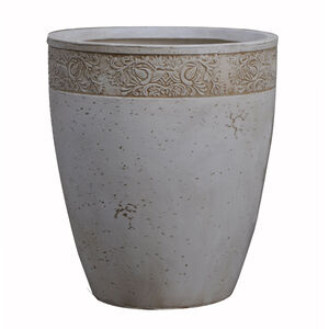 Mayan Fibre Clay Plant Pot Large