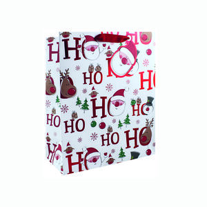 Large Hohoho gift Bag