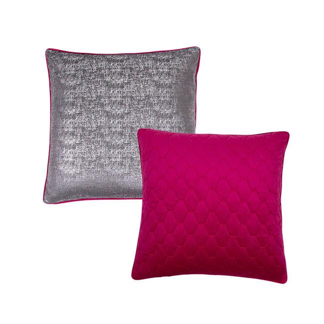 Elodie Cushion 45 x 45cm - Grey