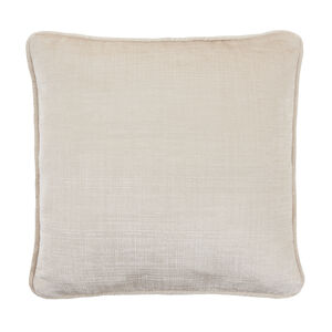 Embossed Natural Cushion 45x45cm