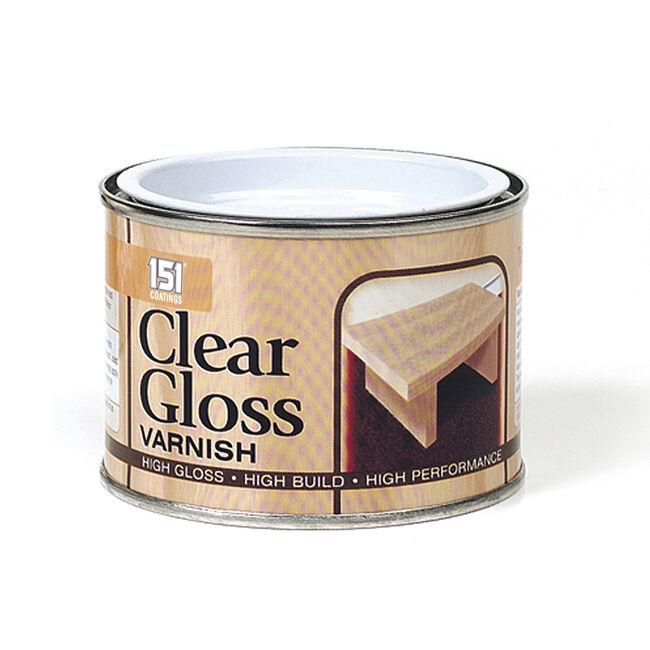 Clear Gloss Varnish 180ml