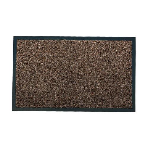 Chestnut Grove Washable Doormat 50x80cm - Brown