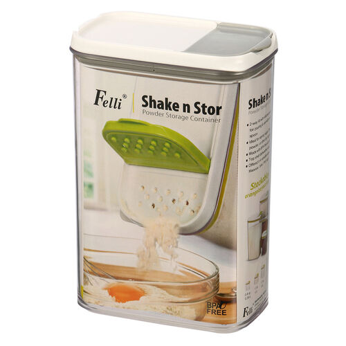 Shake N Stor Storage Container 2L