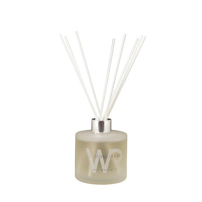 Wax Republic Lemongrass Reed Diffuser