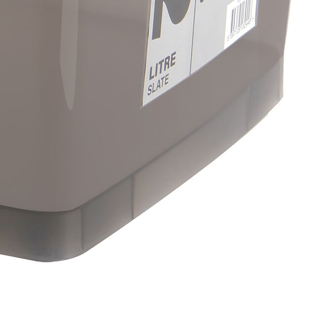 Rolling Storage Container 32L - Slate