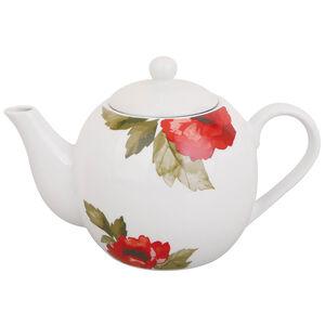 Abney & Croft Poppy Teapot
