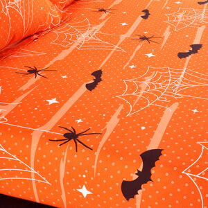 HAUNTED HOUSE Single Fitted Sheet