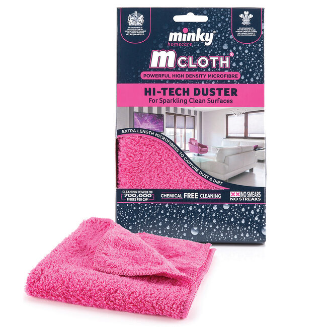 Minky M Hi-Tech Duster Cloth