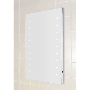 LED Spotlight Mirror with Dot Lights 50cm x 70cm