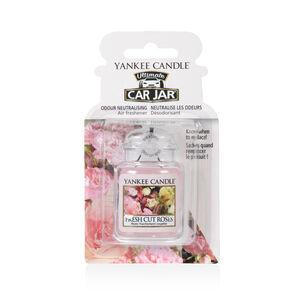 Yankee Candle Fresh Cut Roses Ultimate Car Jar