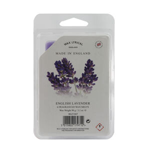 English Lavender Box of 6 Melts