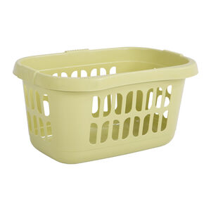 Casa Hipster Laundry Basket Soft Lime