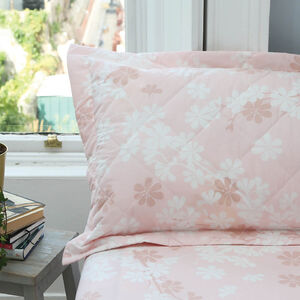 Cherry Blossom Blush Pillowshams 50cm x 75cm