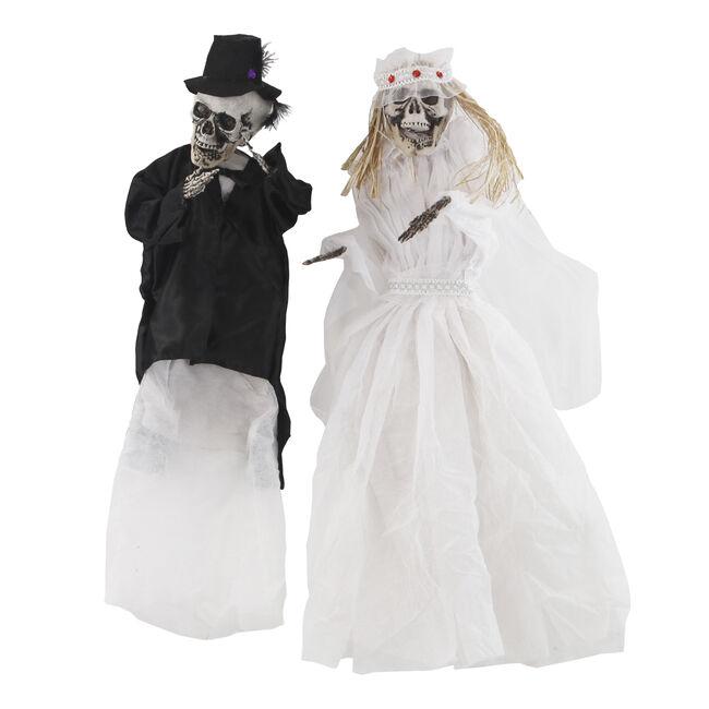 Hanging Ghost Bride/Groom