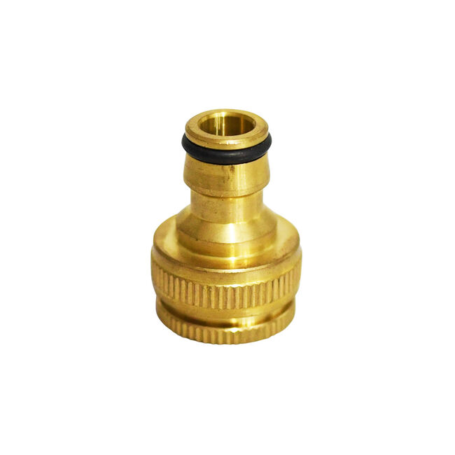 Rookhaven Brass Tap Adaptor