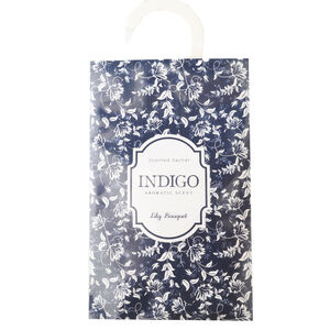 Fragrance Sachet Indigo Lily Bouquet