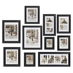 4x6 SIMPLY BLACK Photo Frame