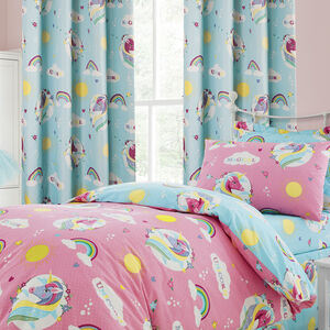 Unicorn Magic Curtains