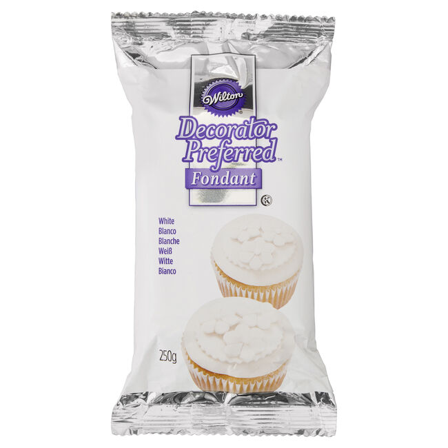 Wilton Decorator Preferred Fondant - White
