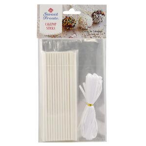 Sweet Treats Cakepop Sticks 24 Pack