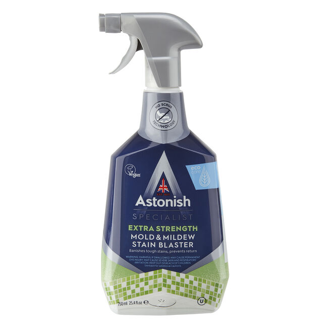 Astonish Specialist Mould and Mildew Spray 750ml