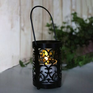 Flickering Candle Solar Light