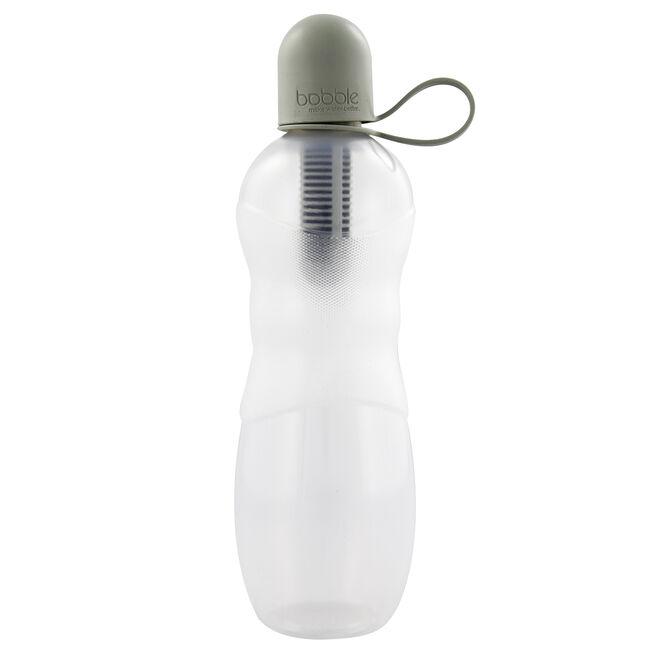 Bobble Sport Water Bottle 650ml Grey