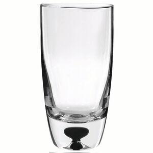 Cashel Living Black Core Hi-Ball Glasses
