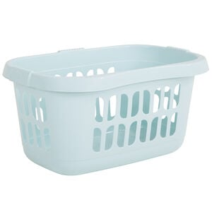 Casa Hipster Laundry Basket Duck Egg
