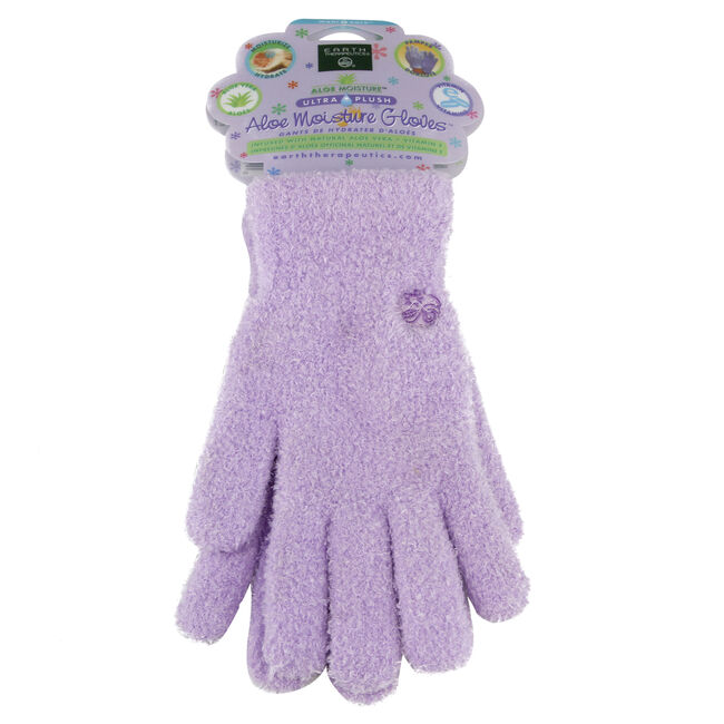 Aloe Infuse Gloves Lavender