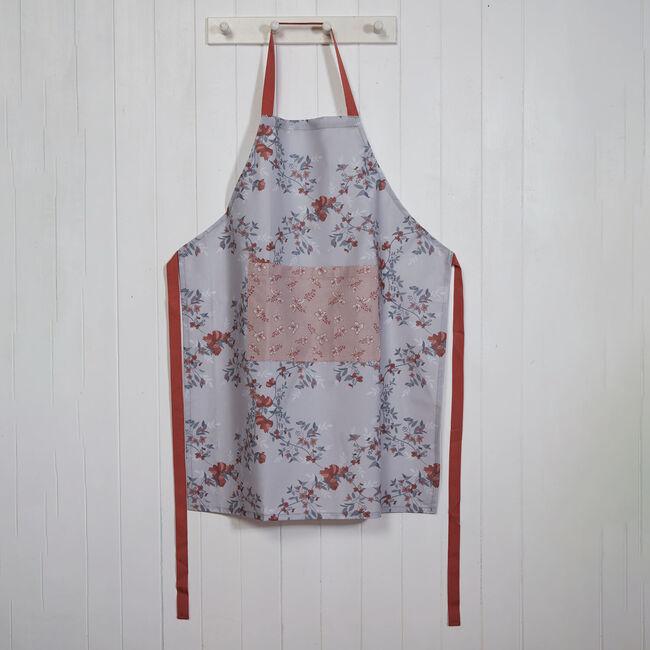 Lace Floral PVC Apron