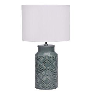 Sky Blue Ceramic Table Lamp