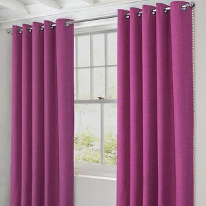 POM POM PINK 66x54 Curtain