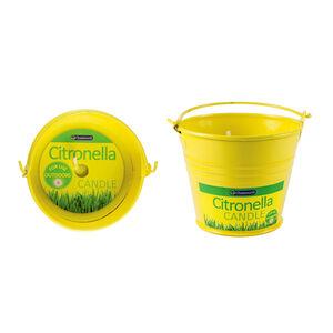 Chatsworth Citronella Bucket Candle