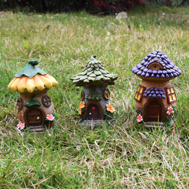 Fairy House Pot Stake