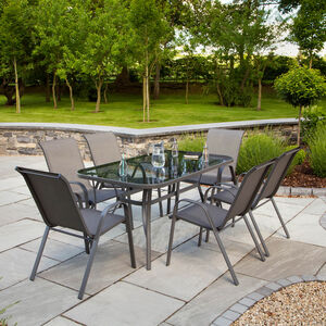Cortina Garden Set 7 Piece