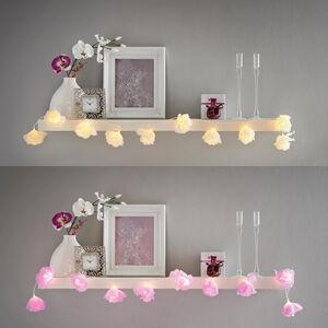10 LED Decorative Rose Light