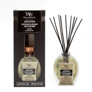 Woodwick Fireside Reed Diffuser