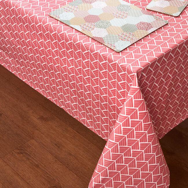 Kaleidoscope PVC Table Cloth 160x230cm
