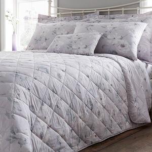 Jane Mauve Bedspread 200cm x 220cm