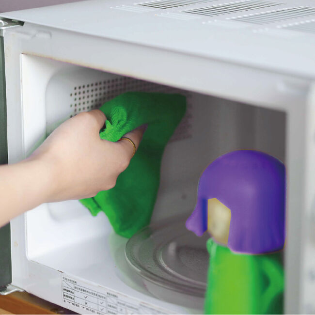 Kitchen Classic Mad Mother Microwave Cleaner