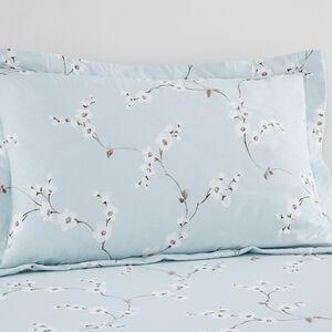 Blossom Duck Egg Oxford Pillowcase Pair