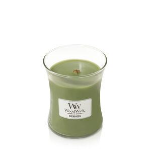 Woodwick Evergreen Medium Jar