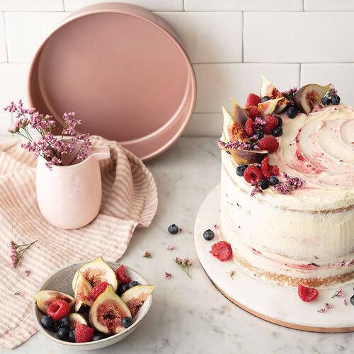 Wiltshire Round Cake Pan 20cm - Rose Gold